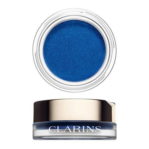 Clarins Ombre Matte Eye Shadow Cobalt Blue