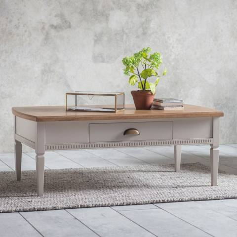 Gallery Bronte Coffee Table, Taupe