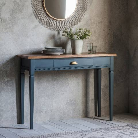 Gallery Bronte Console Table/Desk, Storm