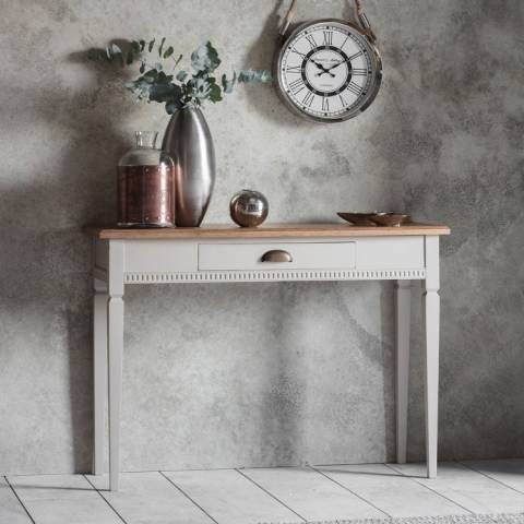 Gallery Bronte Console Table, Taupe