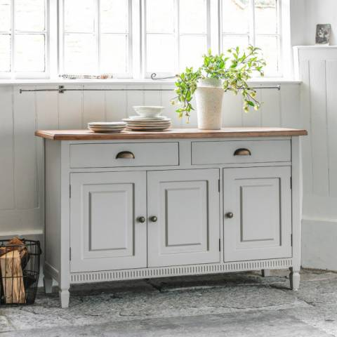 Gallery Bronte Sideboard, Taupe