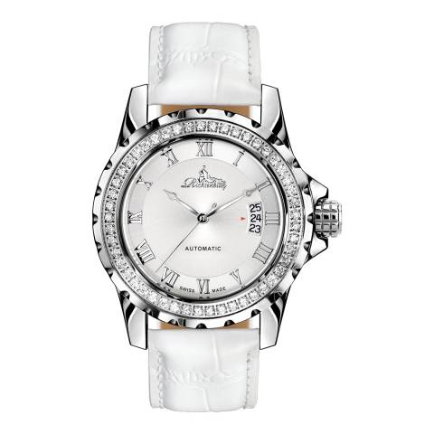 Richtenburg Women's White Steel Clasica Stahl II Watch