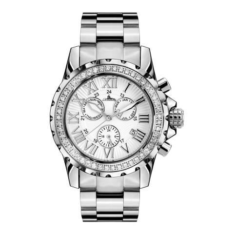 Richtenburg Women's Silver Romantica Stahl Silber Watch