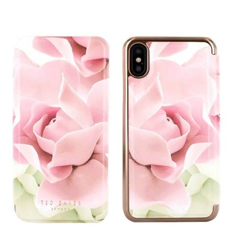 Ted Baker Knowise Mirror iPhone X Case