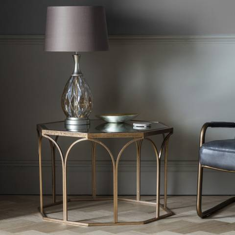 Gallery Bronze Canterbury Coffee Table