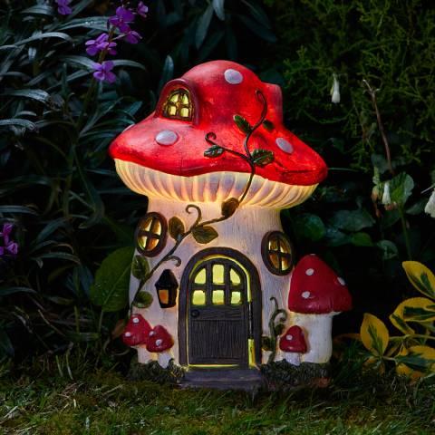Smart Garden Multi Mush-Room Ornament