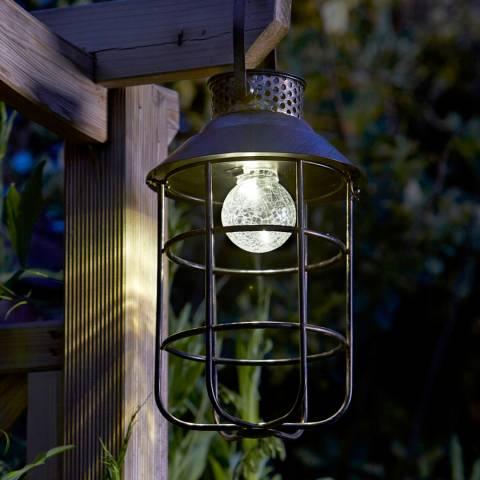 Smart Solar Bronze Zephyr Solar Lantern