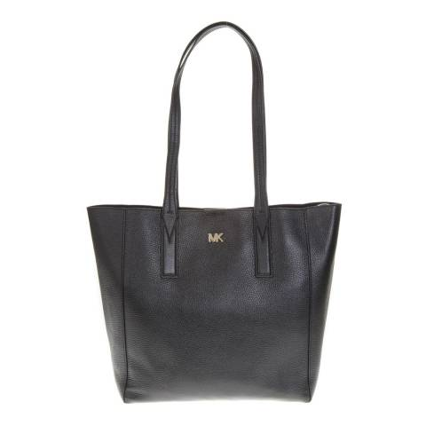 Michael Kors Black Junie MD Tote Bag