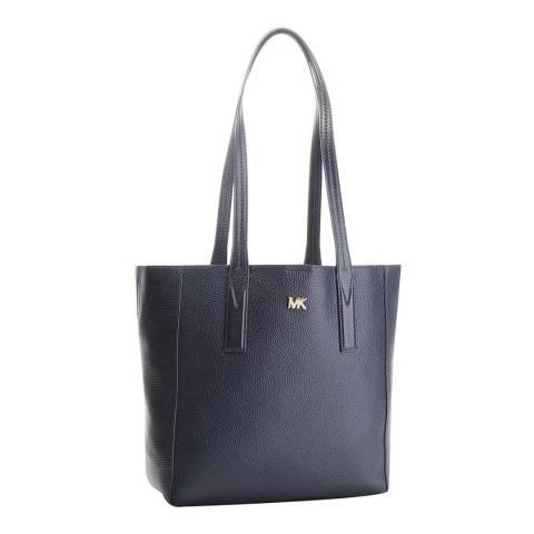 Michael Kors Admiral Blue Junie MD Tote Bag