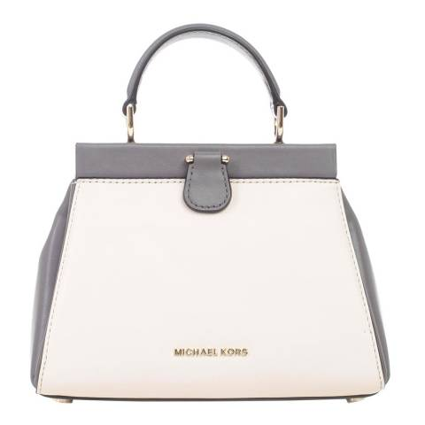 Michael Kors Multi Gramercy Small Leather Satchel