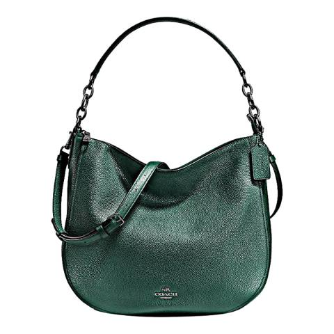 Coach Polished Pebble Lthr Chelsea 32 Hobo