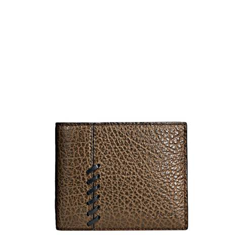 Coach Fatigue 3 In 1 Rip And Repair Texture Wallet