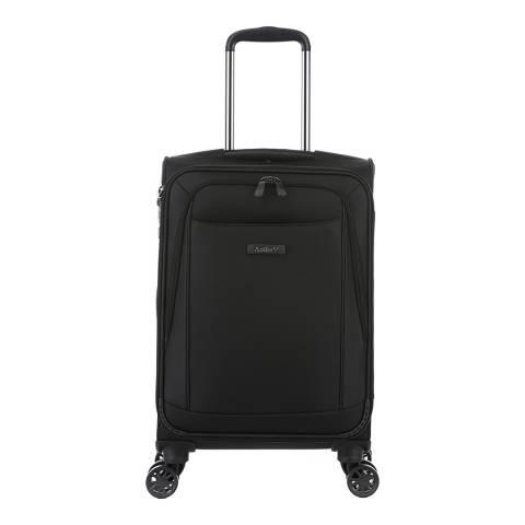 Antler Black Business 300 Cabin Office Bag 56cm