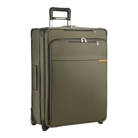 Briggs & Riley Olive Large Expandable Upright, 51x71x27cm