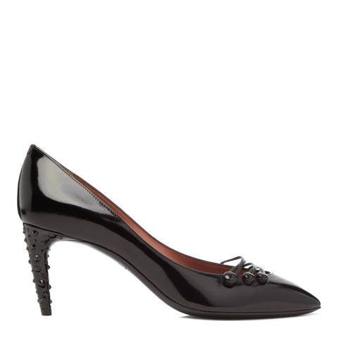 BALLY Women's Black Mikana Pump