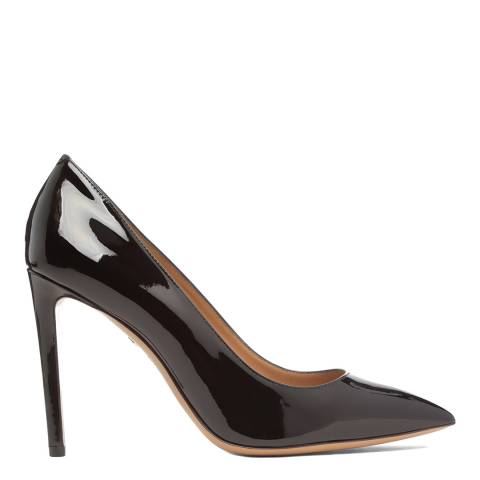 BALLY Women's Black Patent Leather Eleine Pump