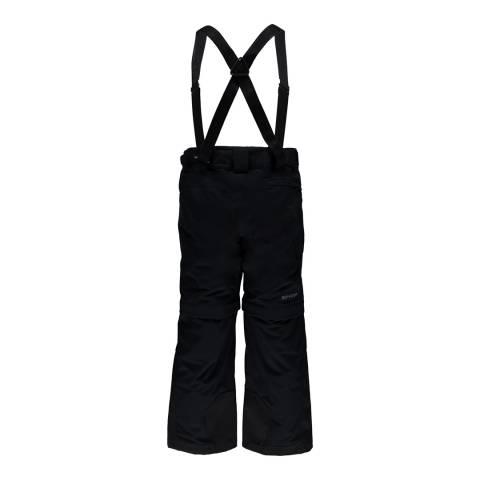 Spyder Black Training Pant