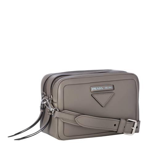 Prada Grey Prada Concept Calfskin Bag
