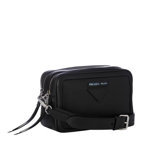 Prada Black Prada Concept Calfskin Bag