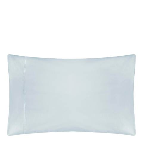 Belledorm 400TC Egyptian Cotton Housewife Pillowcase, Duck Egg