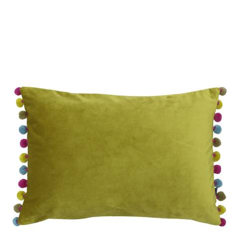 Riva Home Bamboo/Multi Fiesta Cushion, 35x50cm
