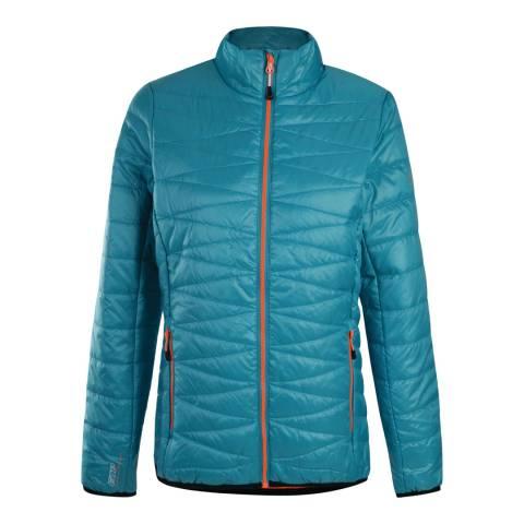 Dare2B Turquoise Intertwine Jacket