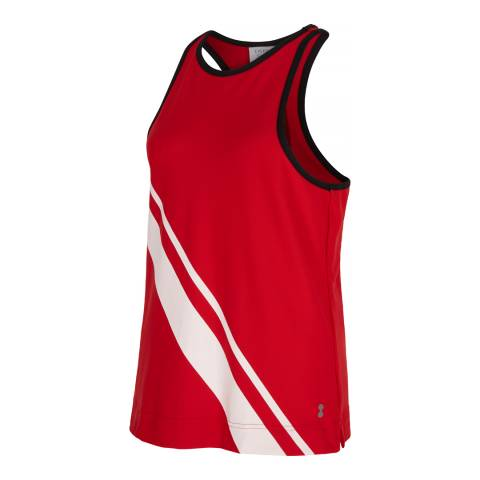 Every Second Counts Women s Red Race Day Vest