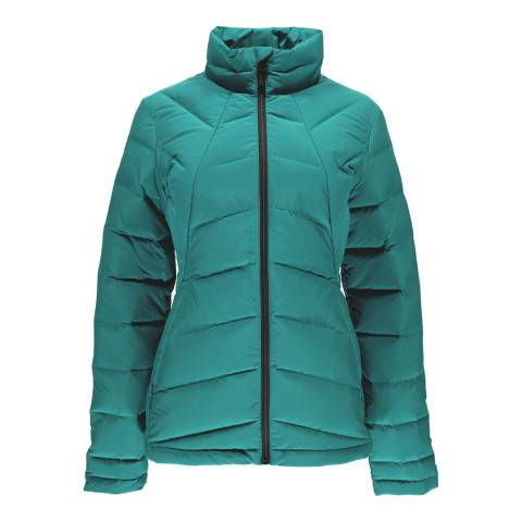 Spyder Women's Blue Syrround Jacket