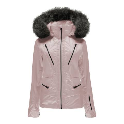 Spyder Women's Pink Posh Jacket