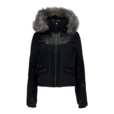Spyder Women's Black Emerald Jacket