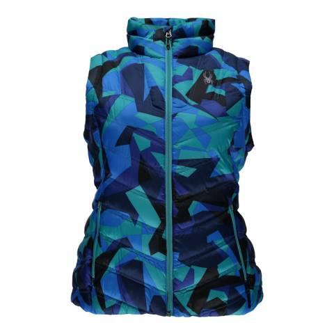 Spyder Women's Geared Geometric Vest