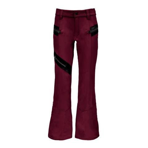 Spyder Women's Burgundy Amour Pant