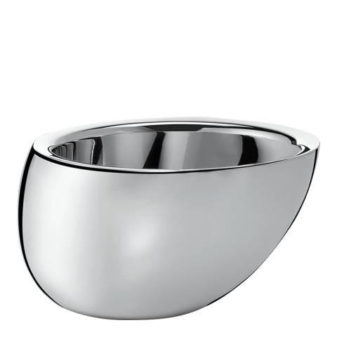 Philippi Silver Scoop Snack Bowl