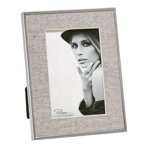 Philippi Silver Miss Smith Photo Frame 10x15cm