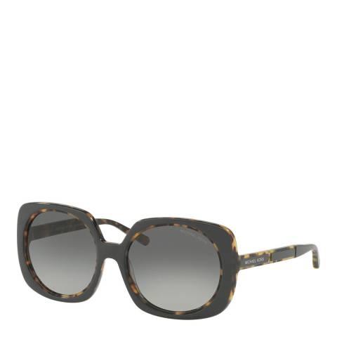 Michael Kors Women's Grey Tortoise / Grey Gradient Sunglasses 55mm