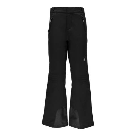 Spyder Women's Black Winner Tailored Pant