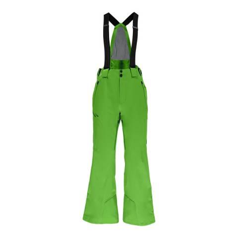 Spyder Green Bormio Fresh Pant