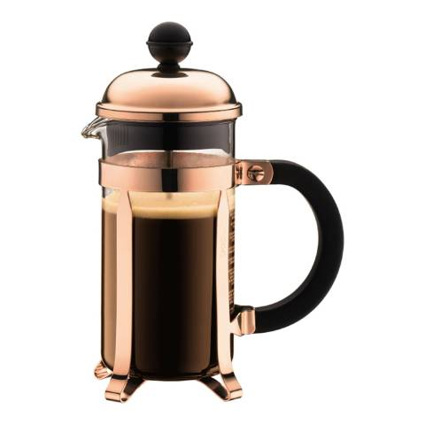 Bodum Copper Caffettiera Coffee Maker, 350ml