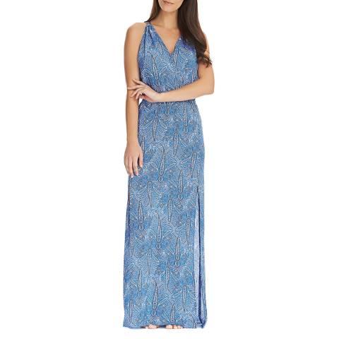 Freya Blue Denim Summer Tide Maxi Dress