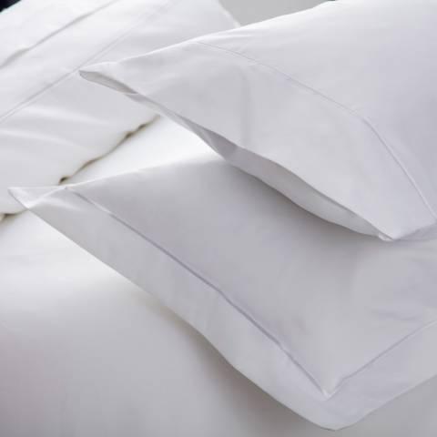 Belledorm 1000TC Housewife Pillowcase, White