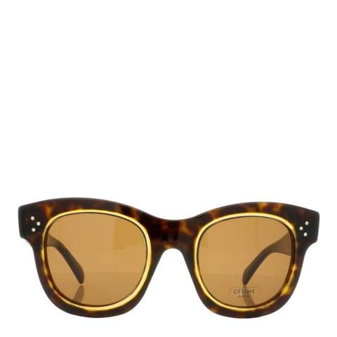 Celine Women's Tortoise Helen Sunglasses 48mm
