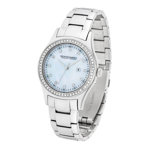 Montgomery St. Ives Lady Watch silver silver