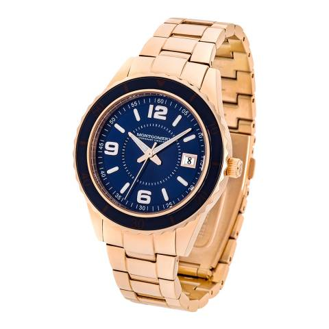 Montgomery Women's Rose Gold Bury Watch