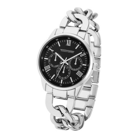 Montgomery Morley Lady Watch silver silver