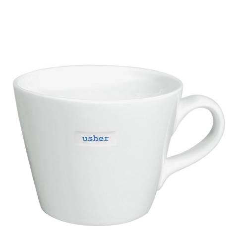 Keith Brymer Jones Standard Usher Bucket Mug, 350ml