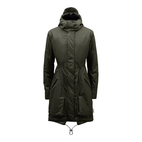 Hunter Women's Dark Olive Original Insulated Parka