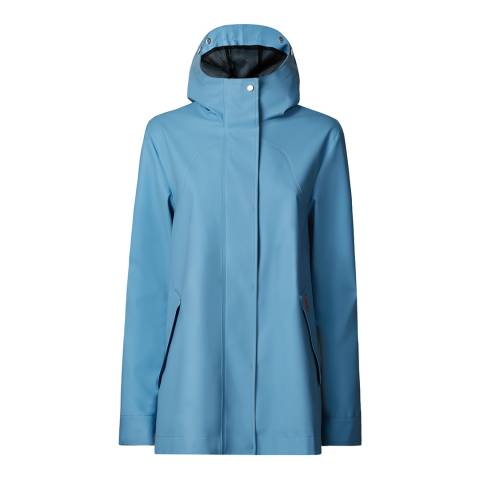 Hunter Women's Blue Rub Smock Jacket