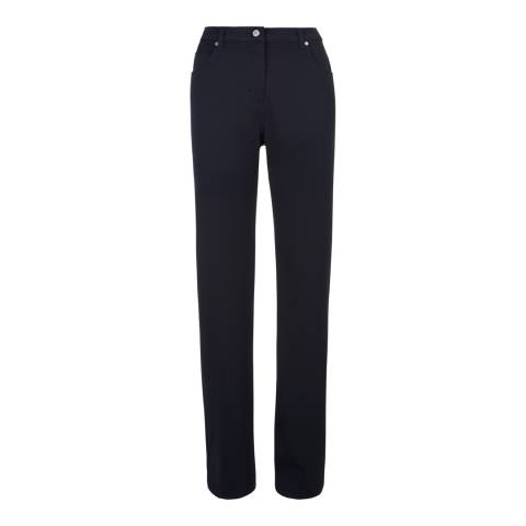 Jaeger Navy 5 Pocket PVL Stretch Trousers