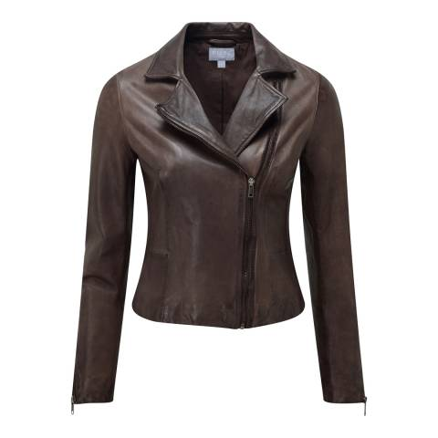 Pure Collection Mole Biker Jacket