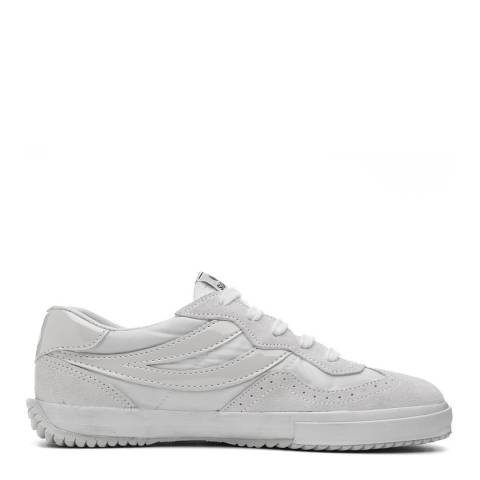 Superga White 2832 NYLU Sneakers
